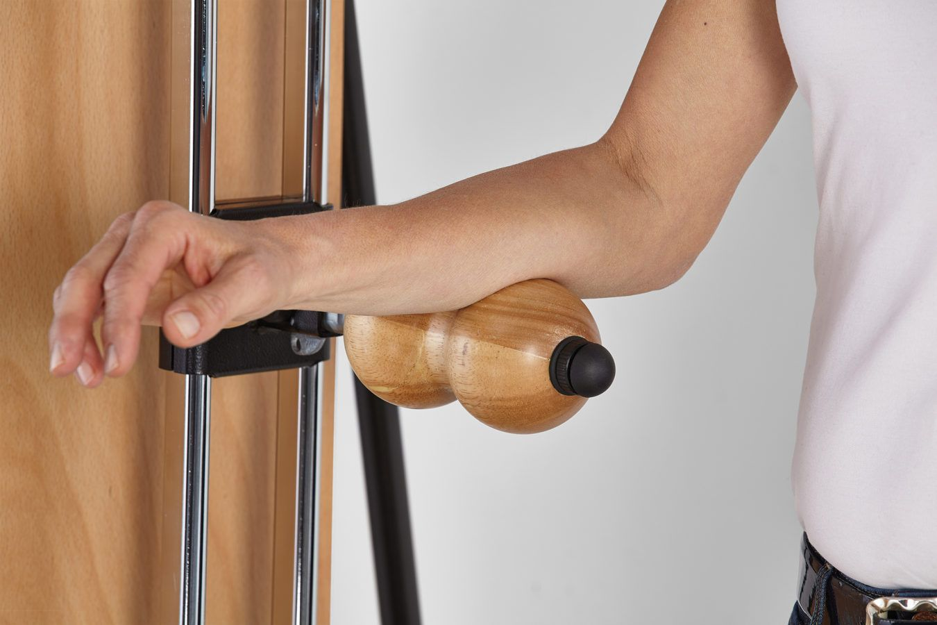 Bolas para fascias / Rodillos de madera para Rollover